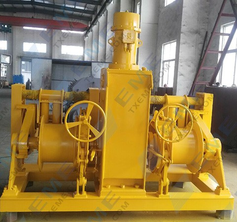12T Electric Explosion proof winch