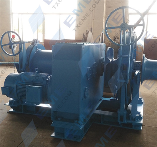 46mm electric combined anchor winch
