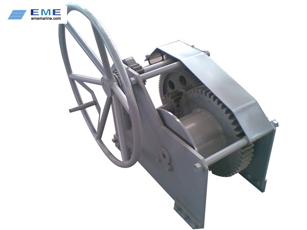 100T Holding load Hand winch