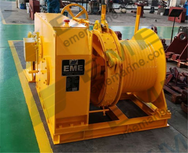 6T Electric cargo winch